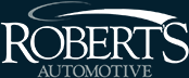 Robert's Automotive Logo
